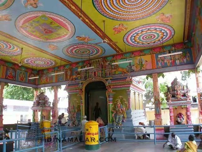 Janagai Mariamman Temple Complex