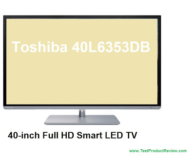 Toshiba 40L6353DB review