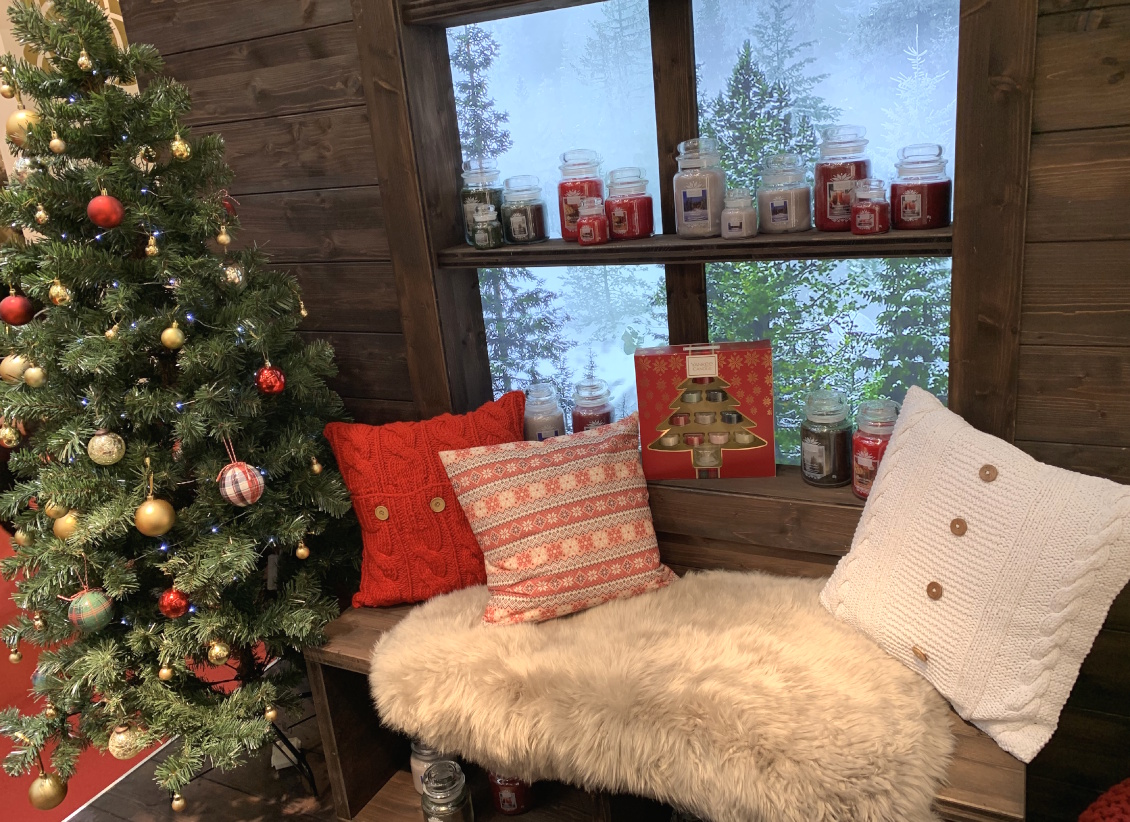 Yankee Candle - Alpine Christmas - Winter Weihnachten 2019 - After Sledding - Evergreen Mist - Pomegranate Gin Fizz - Candlelit Cabin