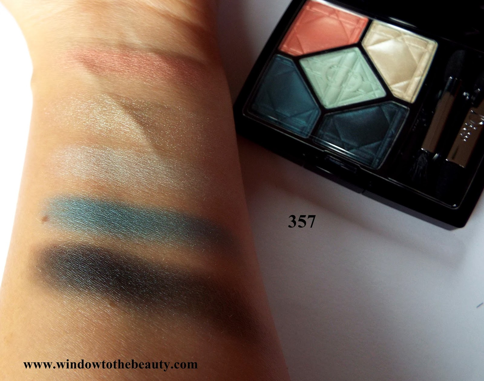 5 Couleurs Eyeshadow Palette - Undress by Dior #14
