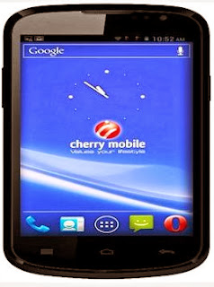 cherry mobile burst 2.0