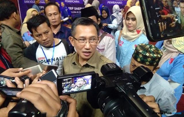 Polmark Sebut Ada 27 Persen dari Parpol Koalisi 01 Belum Pilih Jokowi