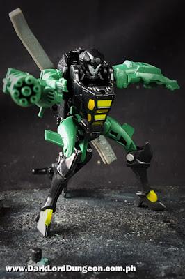 Transformers Mini-Con Assault Team Windshear