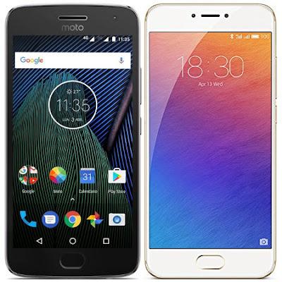 Motorola Moto G5 Plus vs Meizu Pro 6