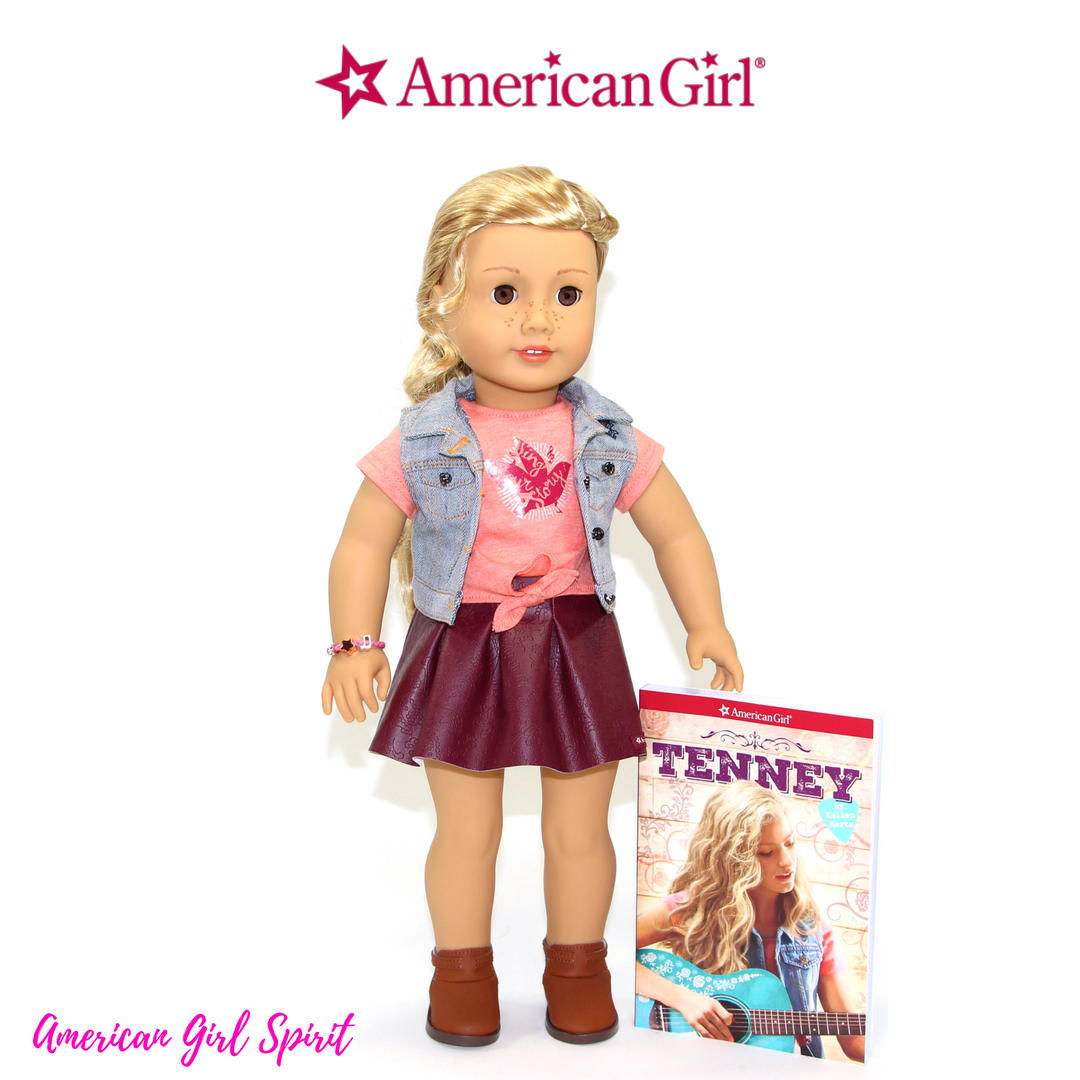 American Girl Truly Me Canopy Bed