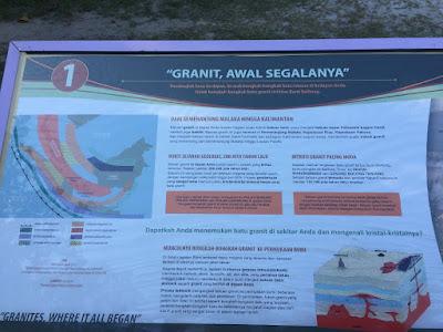 Granit, Awal Segalanya - Belitung