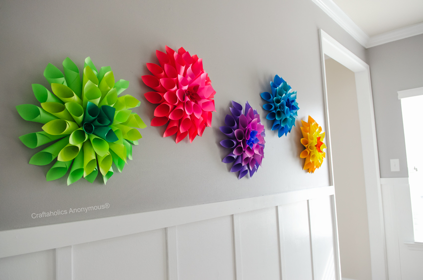10 cheap and easy diy home decor ideas frugal homemaking Simple flower decoration ideas