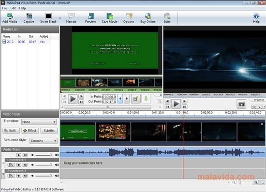 download videopad gratis