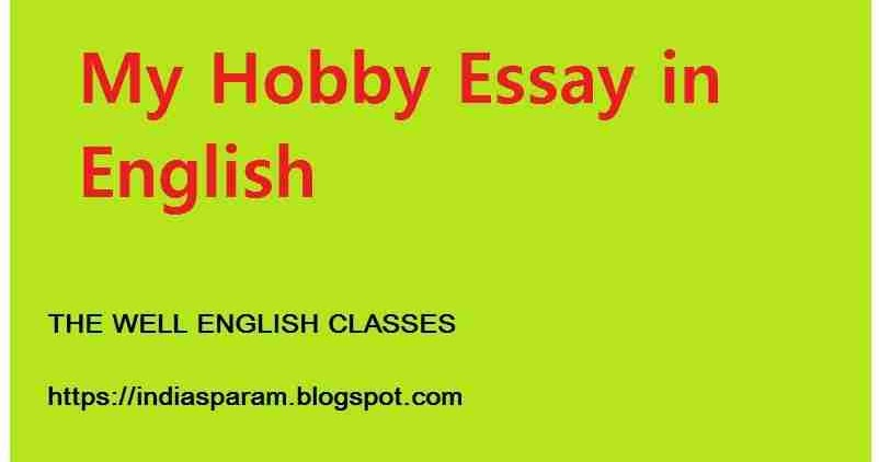 Population Essay In English  English Essays Book also High School Vs College Essay Compare And Contrast My Hobby Essay In English For Th Class Science Essay Questions