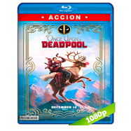 Había una vez un Deadpool (2018) Full HD 1080p Latino