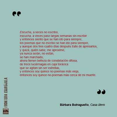 Casa útero- Bárbara Butragueño- reseña- Marieta Pancheva