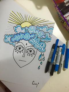 cuadros decorativos, cuadros originales, ilustraciones lola mento, lola mento ilustraciones, lola mento, lolamento, lo lamento