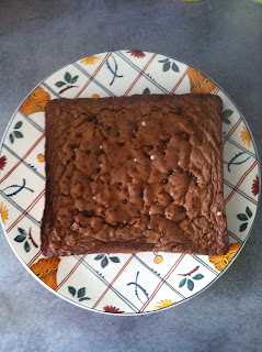 brownie noix