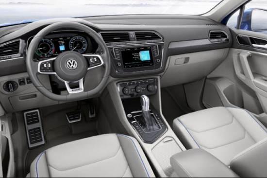 2017 Volkswagen Tiguan Australia Review