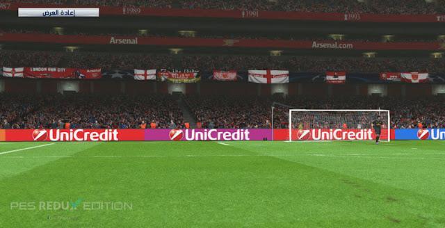 Emirates Stadium Update PES 2017