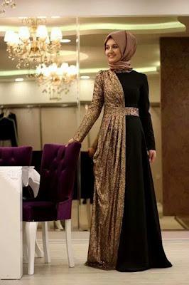 hijab pesta untuk orang gemuk hijab pesta untuk pipi tembem hijab pesta untuk remaja hijab pesta untuk kebaya
