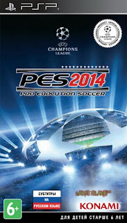 Download Pro Evolution Soccer 2014 PPSSPP Cso High Compress