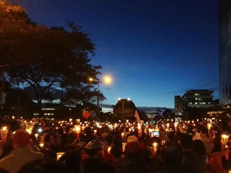 Con marcha de antorchas el jueves, ADE respalda la revocatoria de Peñalosa