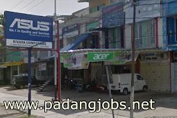 Lowongan Kerja Padang: CV. Rivada Computama Maret 2018