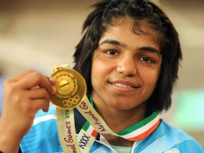 Indian Wrestler, Famous People in India