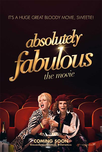 Absolutely Fabulous: La película (2016)