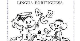 Capas Para Caderno Turma Da Monica Aprender E Brincar