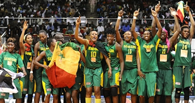 Senegal Team of Africa Confirmed Final Roaster for Rio Olympics