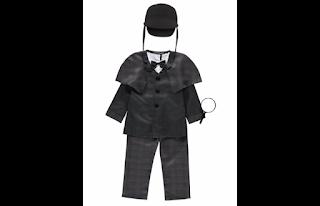 Childs Sherlock Holmes Costume