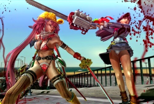 Onechanbara Z2 Chaos Is Actually Getting An English Release