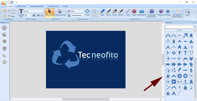 Como crear un logo sin usar photoshop