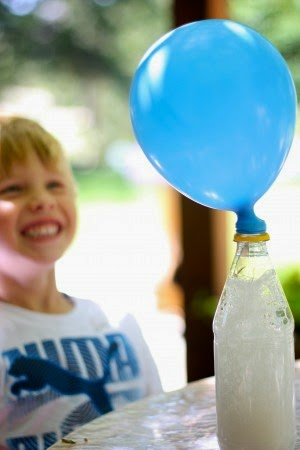 30 FUN Science experiments perfect for young kids- We have done a few of these, and my kids were in awe!