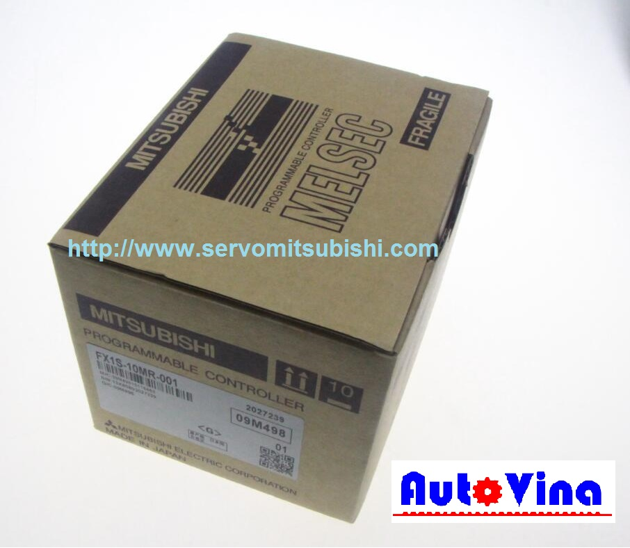 Bán PLC Mitsubishi FX1S-10MR-001, đại lý bán thiết bị hãng Mitsubishi, cung cấp tài liệu lập trình PLC Mitsubishi