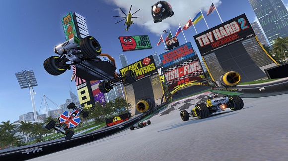 Download Game Trackmania Turbo Full Version