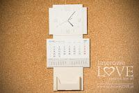 http://www.laserowelove.pl/pl/p/Kalendarz-jednodzielny-z-zegarem-Modern/1350