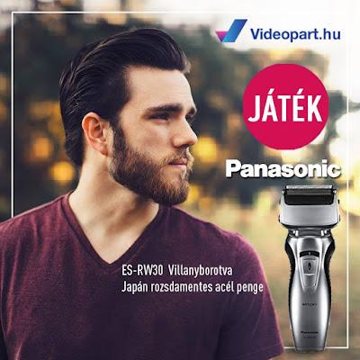 Panasonic Videopart Nyereményjáték