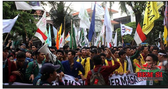 """Ratusan Mahasiswa Di Medan Siap """"Turun"""" Bela Rakyat"""