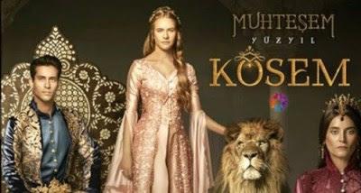 Biodata Anastasia Tsilimpiou Pemeran Utama Sinetron Abad Kejayaan 2 Kosem SCTV