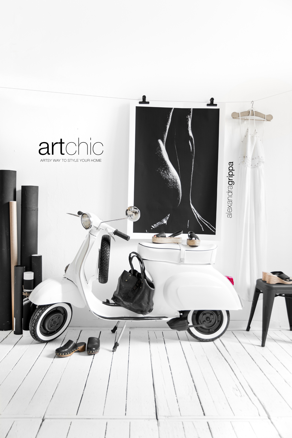 ARTCHIC - ARTSY WAY TO STYLE YOUR HOME