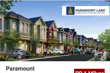 Paramount Serpong,Boulevard Raya,Gading Serpong,Tangerang