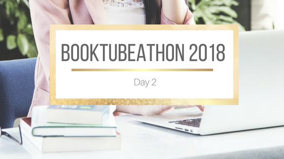 BookTubeAThon Day 2