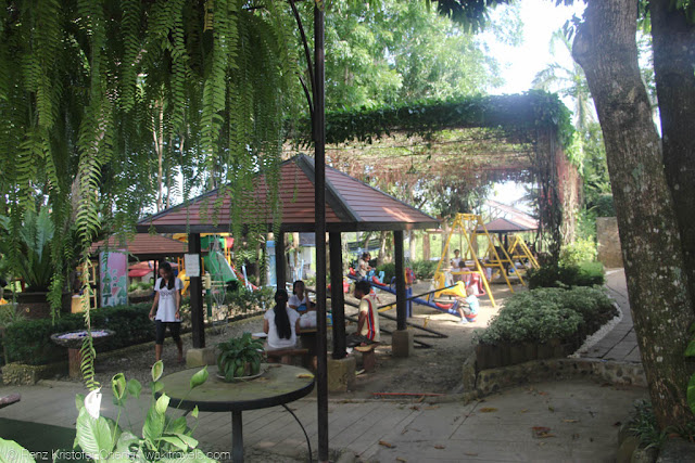 Playground in Baker's Hill, Palawan