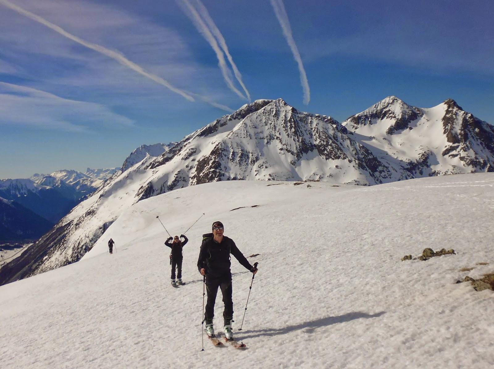 Quentin Delavignette Guide de haute montagne UIAGM: Stage ...