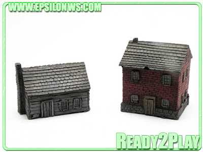 EPS-ACW03 - ACW Buildings (x2)