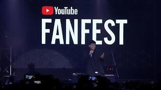 Penampilan Agung Hapsah Di Youtube Fanfest 2017, Mau Pidato atau Mau Debat?