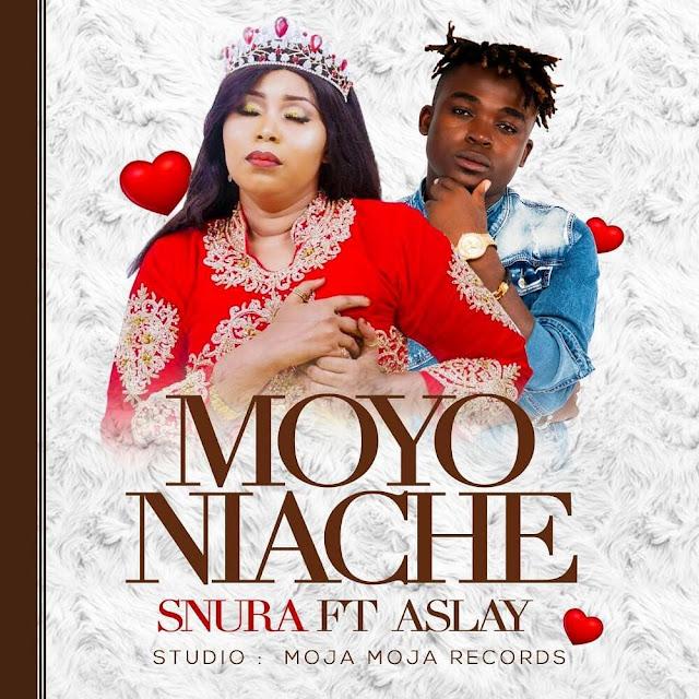 Snura Ft. Aslay (Asley) - Moyo Niache