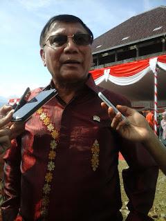 Wakil Ketua DPD RI, Prof. Dr. Farouk Muhammad
