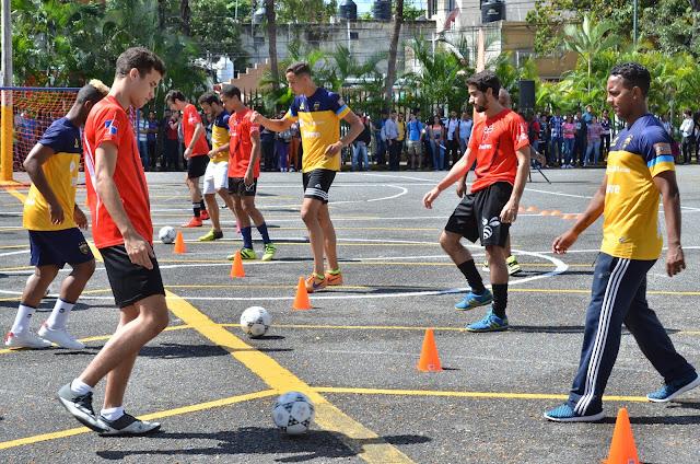 Los Guerreros concluyen exitosa jornada de integración