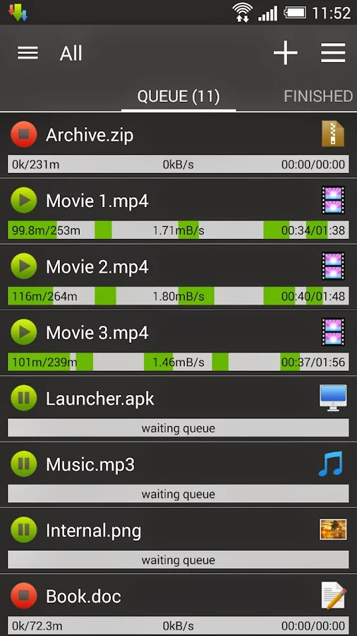 Advanced Download Manager Pro v5.0.2