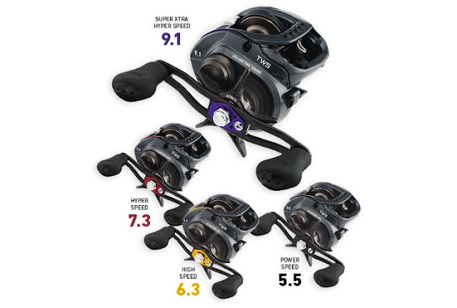 top baitcasting reel 2016 - daiwa zillion tws