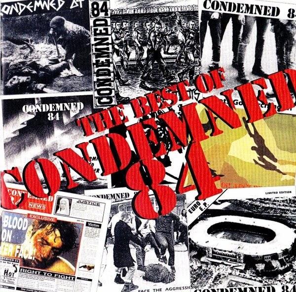 Condemned 84 - No Way In / Battle